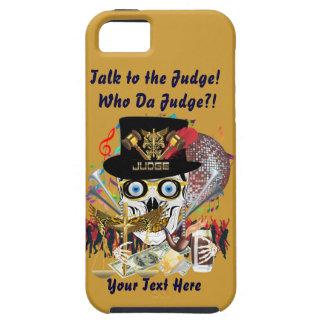 El personalizar del juez 2 del carnaval vuelve a iPhone 5 fundas