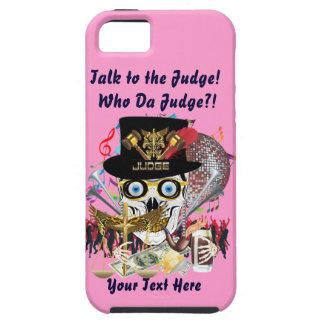 El personalizar del juez 2 del carnaval vuelve a iPhone 5 protectores