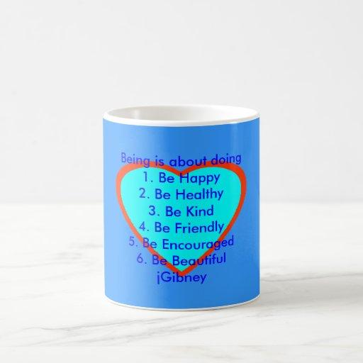 El personalizar ProductBeing está sobre hacer el Tazas De Café