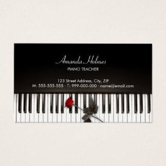 El piano cierra la tarjeta de la industria musical