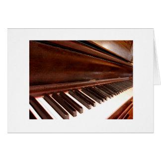El piano de la abuela tarjetón