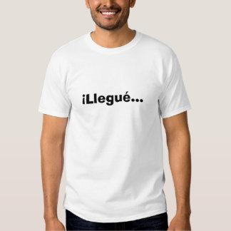 El piano del EL del lleno del te del SE de Llegue… Camisas