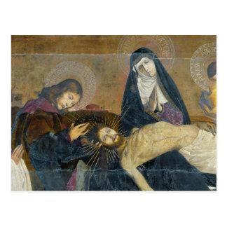 El Pieta de Aviñón, 1450-60 Postal