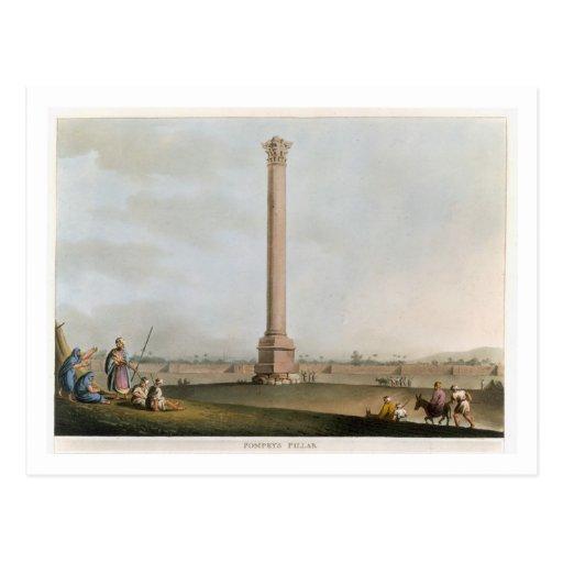 """El pilar de Pompey, platea 14 de """"opiniónes en Egi Postal"""