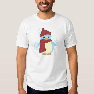 El pingüino más pequeño camisetas