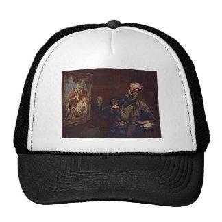 El pintor de Honore Daumier Gorros Bordados