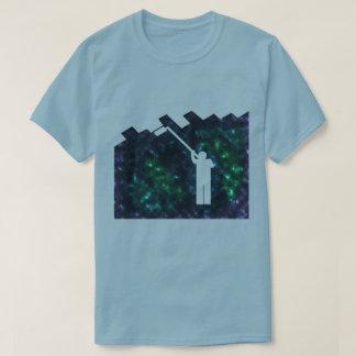 El pintor del espacio camisetas