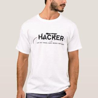 el pirata informático camiseta