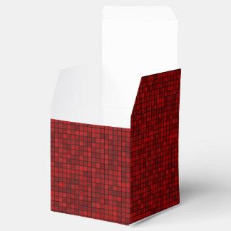El pixel rojo saca la caja del favor