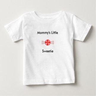 El poco de la mamá, Sweetie - camiseta del bebé
