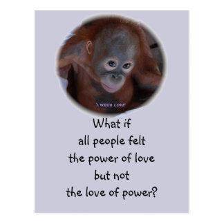 El poder del amor postal