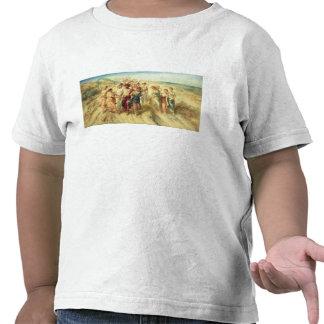 El poeta Anacreon 570-485 A C con sus musas 18 Camisetas