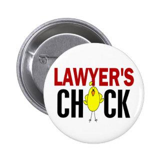 El polluelo del abogado pin