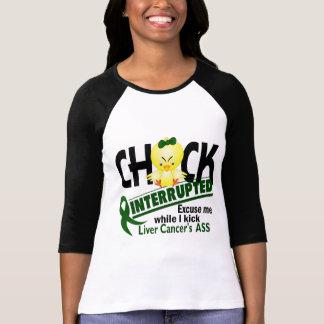 El polluelo del cáncer de hígado interrumpió 2 camiseta