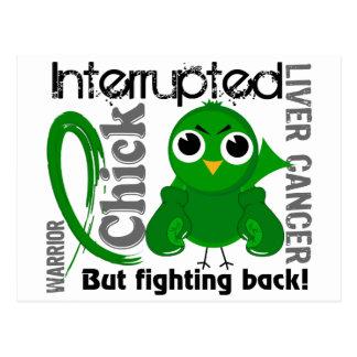 El polluelo interrumpió al cáncer de hígado 3 postal