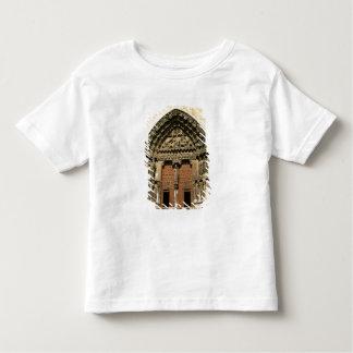 El Portada del Sarmental, transept del sur Camiseta De Bebé