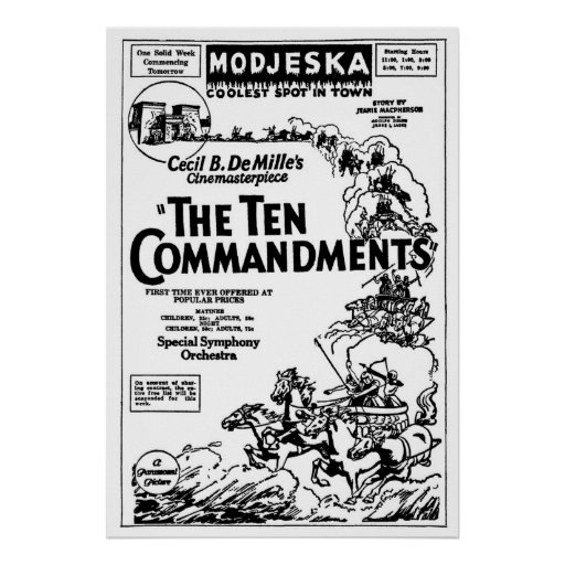 El poster 1925 del anuncio de la película del vint