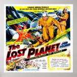 El poster perdido del planeta