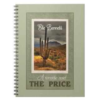 El precio: Un cuaderno nuevo romántico