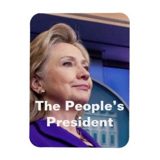 El presidente de la gente: Imán 2016 de Hillary