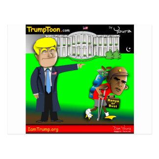 El presidente saliente emigra al sur postal