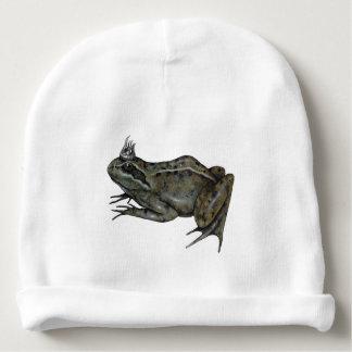 El príncipe de la rana gorrito para bebe