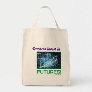 El profesor invierte el tote del ultramarinos