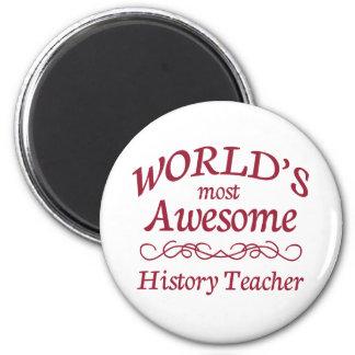 El profesor más impresionante de la historia del m imán redondo 5 cm
