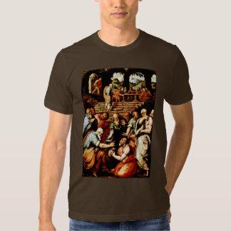 El profeta Eliezer de Vasari Jorge Camisetas