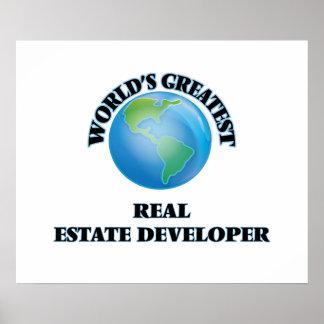 El promotor inmobiliario más grande del mundo impresiones