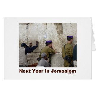 El próximo año en tarjeta de felicitación del Pass