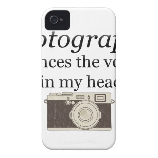 el pstvimhPhotography silencia las voces en mi Funda Para iPhone 4 De Case-Mate