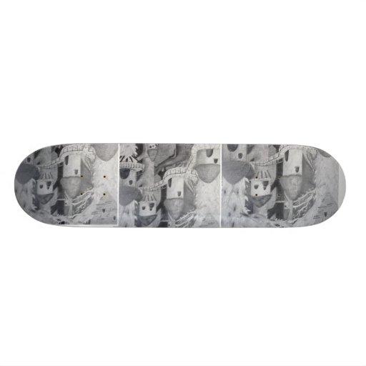 El pueblo de Ewok Tablas De Skate