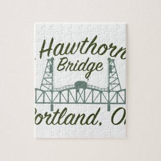 El puente de Hawthorne Puzzle