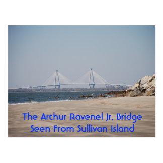 El puente del Jr. de Arturo Ravenel Postal
