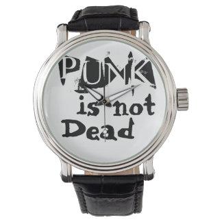 el punk no es reloj muerto
