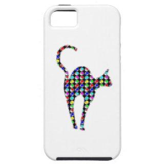 El punto LINDO pintó el animal de mascota del CAT  iPhone 5 Funda