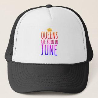 El Queens es en junio gorra nacido