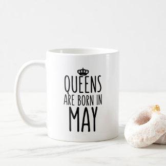 El Queens es en mayo taza de café nacida