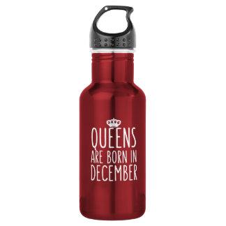 El Queens nace en diciembre Botella De Agua