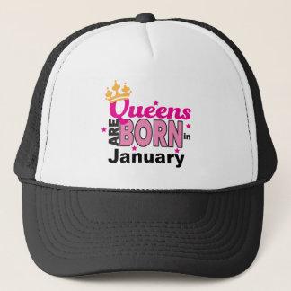 El Queens nace en gorra del camionero