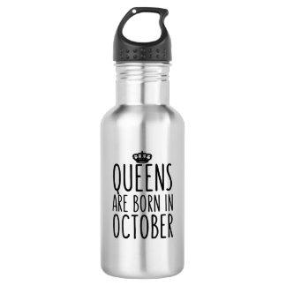 El Queens nace en octubre Botella De Agua