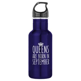 El Queens nace en septiembre Botella De Agua