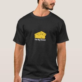 El queso grande camiseta