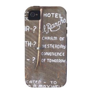 EL Rancho del hotel Case-Mate iPhone 4 Fundas