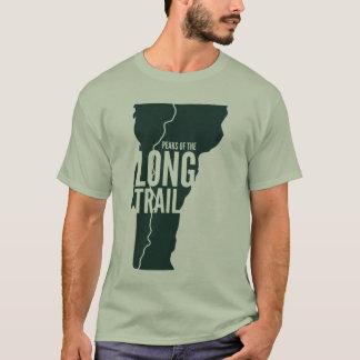El rastro largo de Vermont enarbola la camiseta de