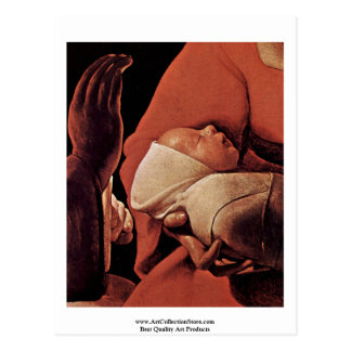 El recién nacido (nacimiento de Cristo?) Tarjetas Postales