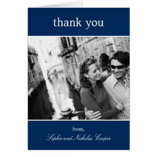 El recordatorio intrépido le agradece las tarjetas