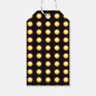 El regalo de encargo de Sun marca imagen con Etiquetas Para Regalos