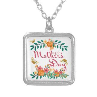 El regalo del día de madre, platea el collar